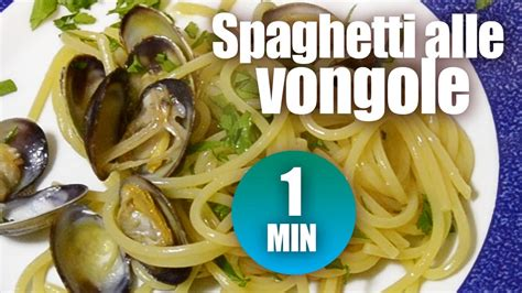 cucinare vongole fresche pasta con le vongole in bianco come cucinare le vongole