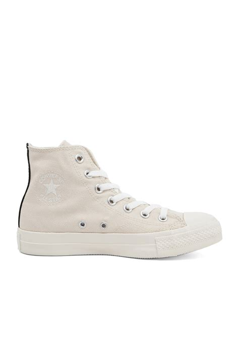 play comme des gar 231 ons converse high top canvas sneakers