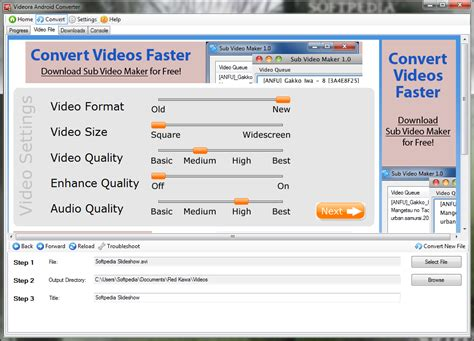 android converter videora android converter