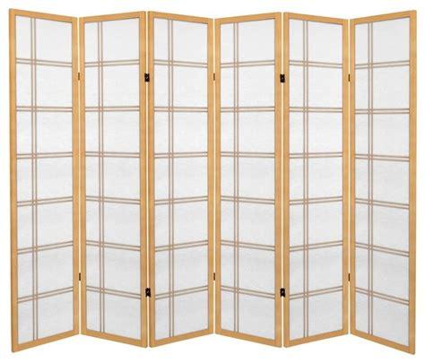 Canvas Room Divider by 6 Panels Canvas Cross Room Divider Black