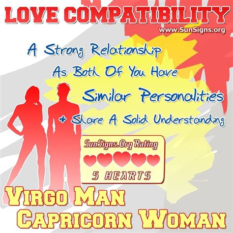 virgo man capricorn woman in bed virgo man and capricorn woman love compatibility sun signs