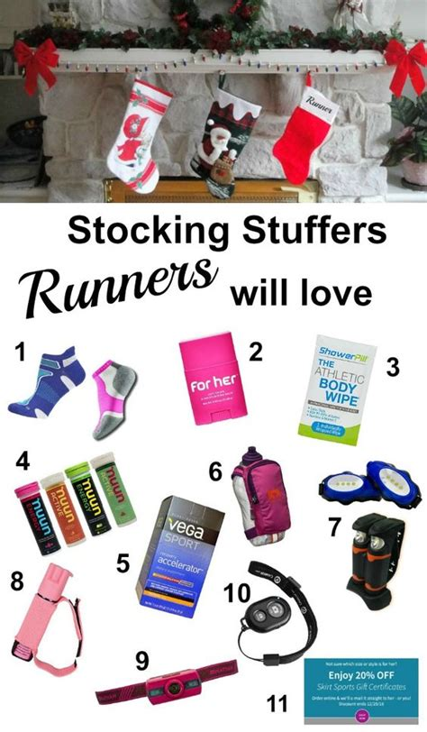 stocking stuffers runners will love stockings your life