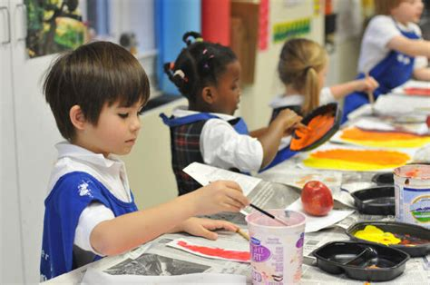 craft classes for visual arts episcopal school