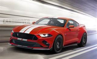 new car release 2018 mustang shelby gt500 review release date redesign
