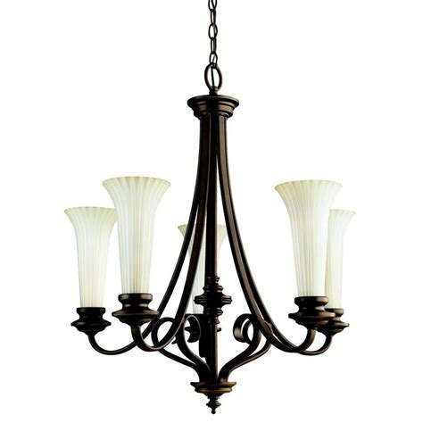kichler lighting chandeliers kichler lighting 42151oz abbeyville transitional
