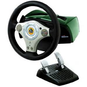 Xbox Steering Wheel Uk Microsoft Xbox Lotus Steering Wheel Reviews