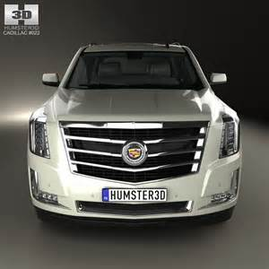 2015 Cadillac Models Cadillac Escalade 2015 3d Model Hum3d