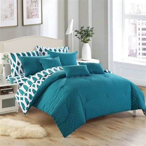 teal bed in a bag 25 best ideas about teal bedding on pinterest teal and
