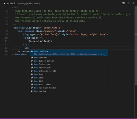 ionic tutorial on visual studio build ionic apps in minutes with vs code the visual
