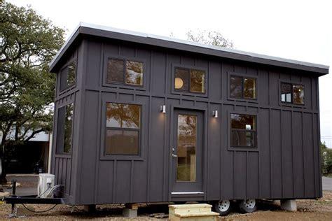 tiny house for 5 24 modern tiny house on wheels tinyhouse pinterest