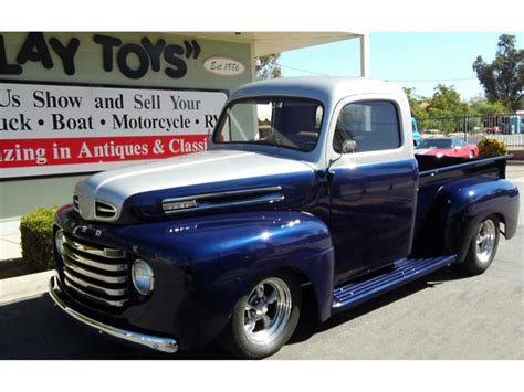 1950 ford f 1 is the definition of cool ford