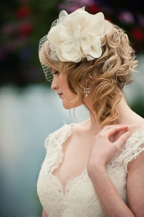 Vintage Wedding Hairstyles by Vintage Inspired Wedding Hairstyles Pinpoint