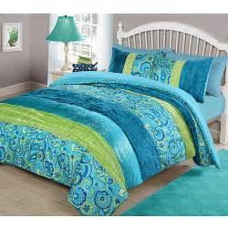 your zone cool boho bedding comforter set 783048958983