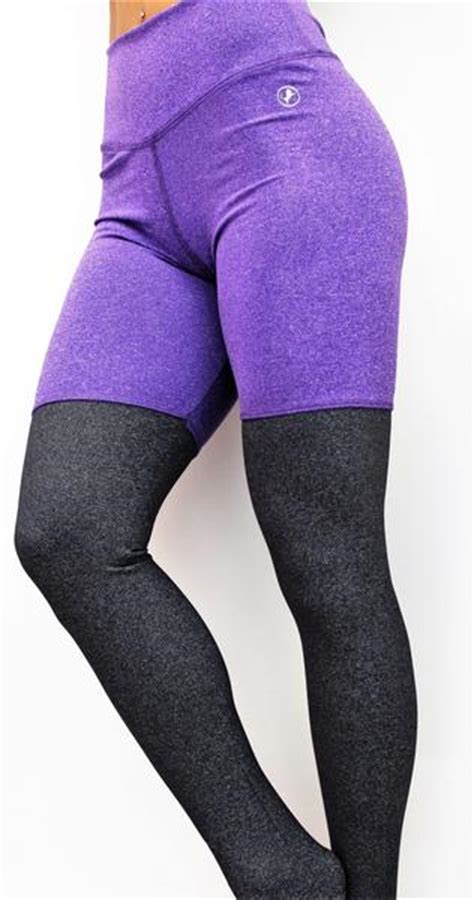 C359 Legging Bunny Pink Grey high bunny abs2b fitness apparel