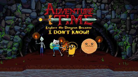 Wii U Adventure Time Explore The Dungeon Because I Dont R1 adventure time explore the dungeon because i don t wii u review usgamer