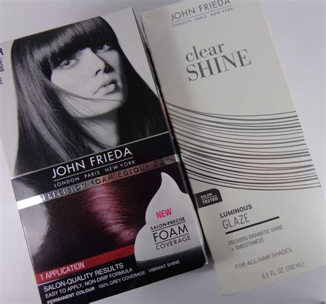 frieda luminous color glaze clear shine closed giveaway frieda precision foam colour