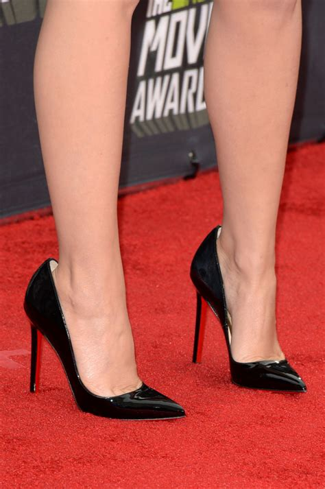 Dr Faris Boots 13 minogue 2013 mtv awards carpet fashion