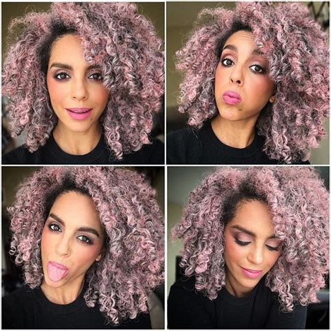 best hair color for curly hair the colors for your curly hair curlyhair 2019