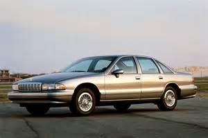 Chevrolet Capric 1991 96 Chevrolet Caprice Impala Ss Consumer Guide Auto