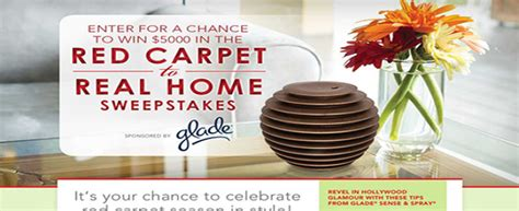 Real Sweepstakes To Enter - redcarpettorealhomesweepstakes com red carpet to real home sweepstakes