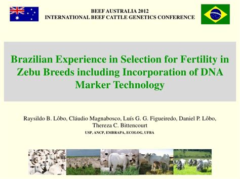 Cetakan Coklat Hamburger Ttc 386 experience in selection for fertility in zebu breeds includ