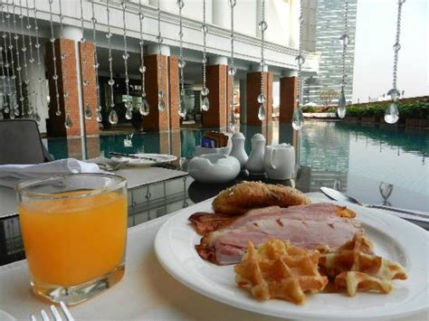 The Living Room Bangkok Brunch Breakfast At The Pool Picture Of Lebua At State Tower