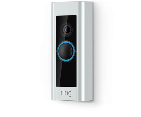 The Door Bell by Get Advanced Security In A Sleek Design With Ring