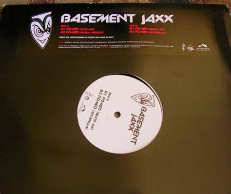 romeo basement jaxx basement jaxx romeo by astralwerks vinyl45lp