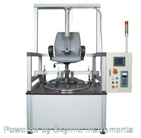 chair swivel testing machine sl t03 chair swivel testing