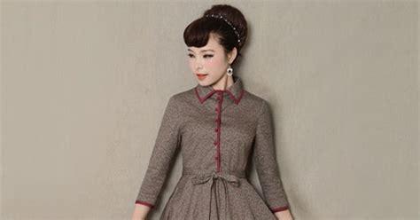 Ciri Baju Vintage 9 gambar model baju vintage terbaru 2016