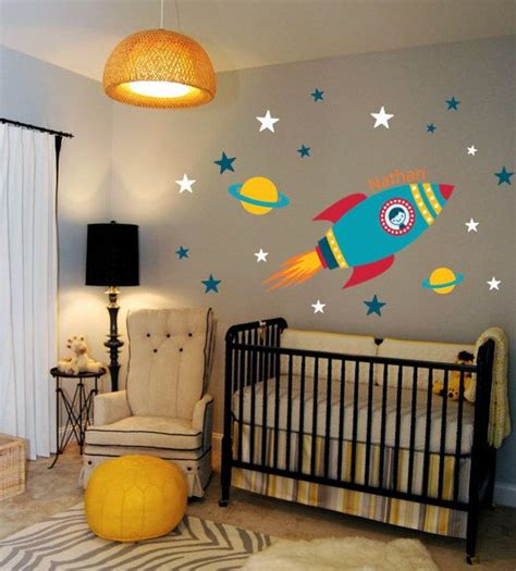 Rocket Themed Bedroom by 1000 Ideas About Outer Space Bedroom On Outer