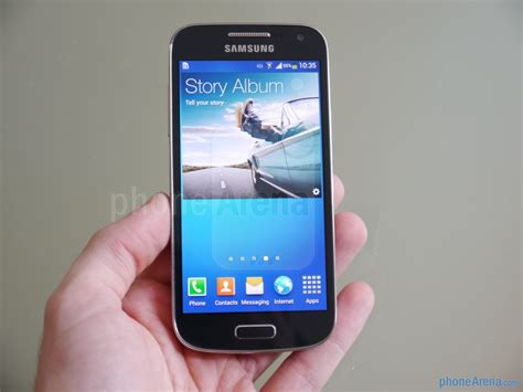 samsung galaxy s4 mini on