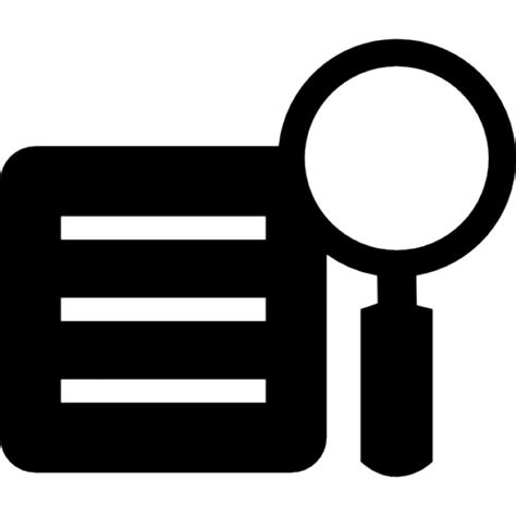 Search With Free Results Results Icon Images