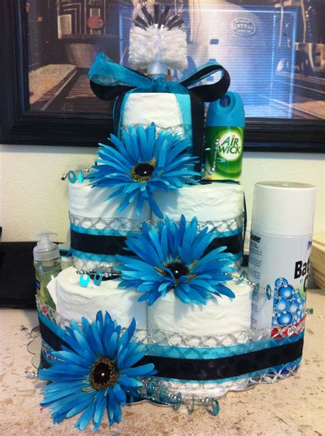 Toilet Paper Baby Shower by Wow Did This For A Baby Shower Never Thought To Use Toilet