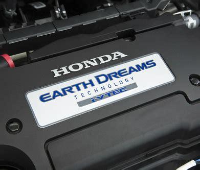 honda benefits benefits of honda earth dreams technology