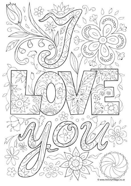 pictures to color for adults i you coloring pages for adults explore colouring