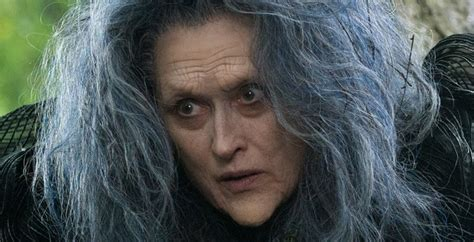 film disney meryl streep first look meryl streep as the witch in into the woods