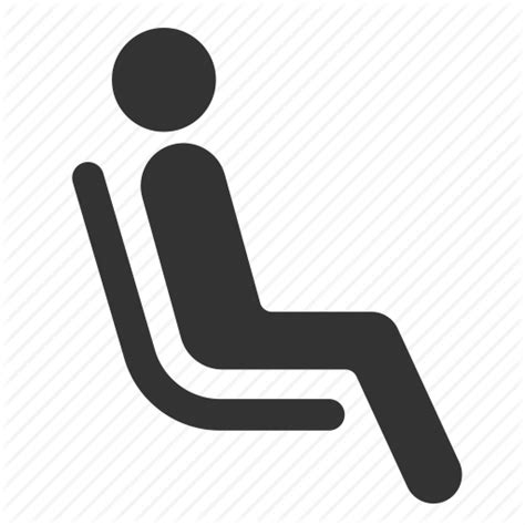 chair priority transportation seat sit wait