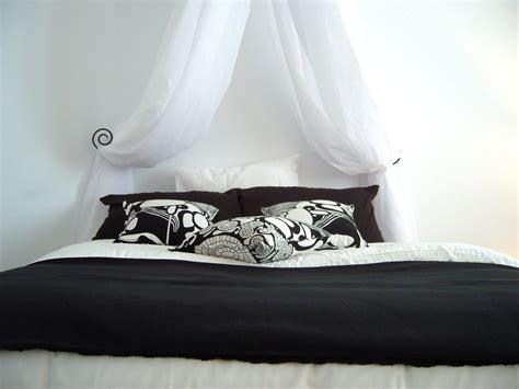 lit de princesse adulte noir et blanc photo 4 6 lit de princesse