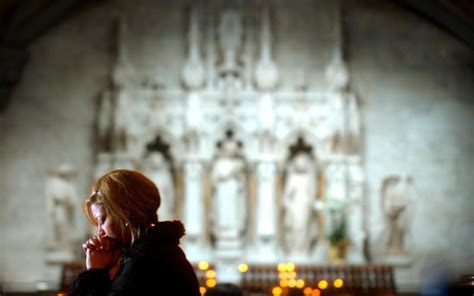 Finds Religion by Pew Study Finds Generally More Religious Than