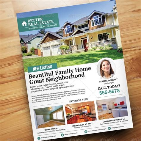 Real Estate Farming Flyer Template Www Imgkid Com The Image Kid Has It Real Estate Farming Flyer Template