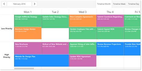 html5 date format javascript html5 javascript scheduler agenda timeline month view