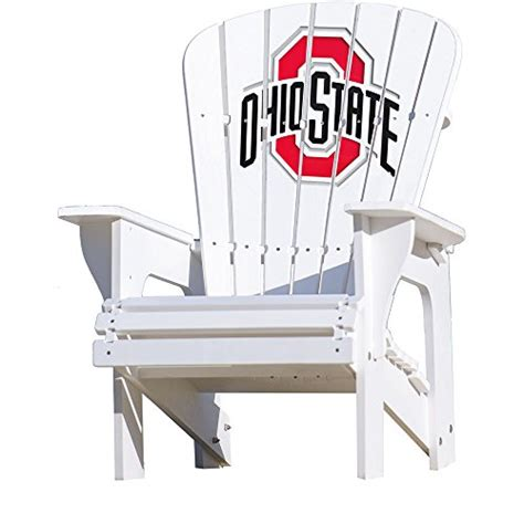 Ohio State Chair by Ohio State Rocking Chair Ohio State Buckeyes Rocking