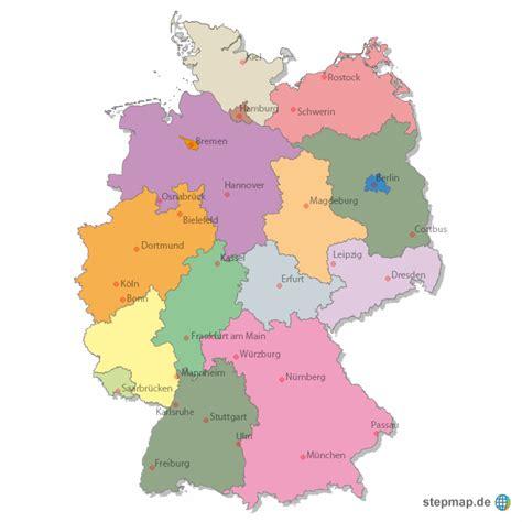 deutsches büro grüne karte adresse deutschlandkarte mading01 landkarte f 252 r deutschland
