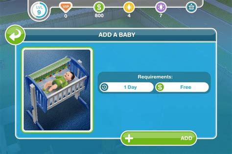 How To Buy A Crib On Sims Freeplay by Pinkplays Sims Freeplay Part 6 Sims Amino