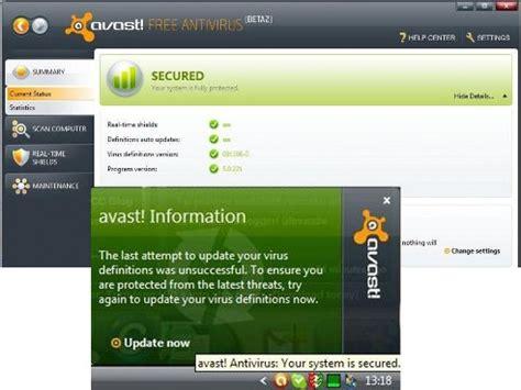 free download avast antivirus 2009 full version update update file avast antivirus bydesignprogramms