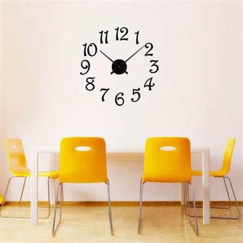 vinilos grandes de pared 10 mejores ideas sobre relojes de pared grande en
