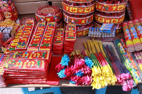 history of new year firecrackers of silk new year