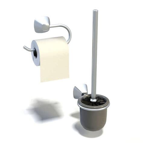 Bathroom Gadgets by Bathroom Toilet Gadgets 3d Model Cgtrader