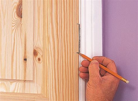 Fitting Interior Doors Fitting Door How To Fit A Door Frame D94 In Simple Interior Home Inspiration With How To Fit